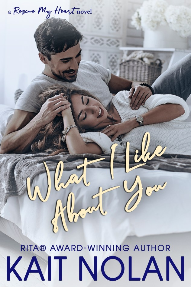 Book Cover: What I Like About You