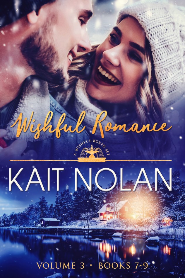 Book Cover: Wishful Romance: Volume 3