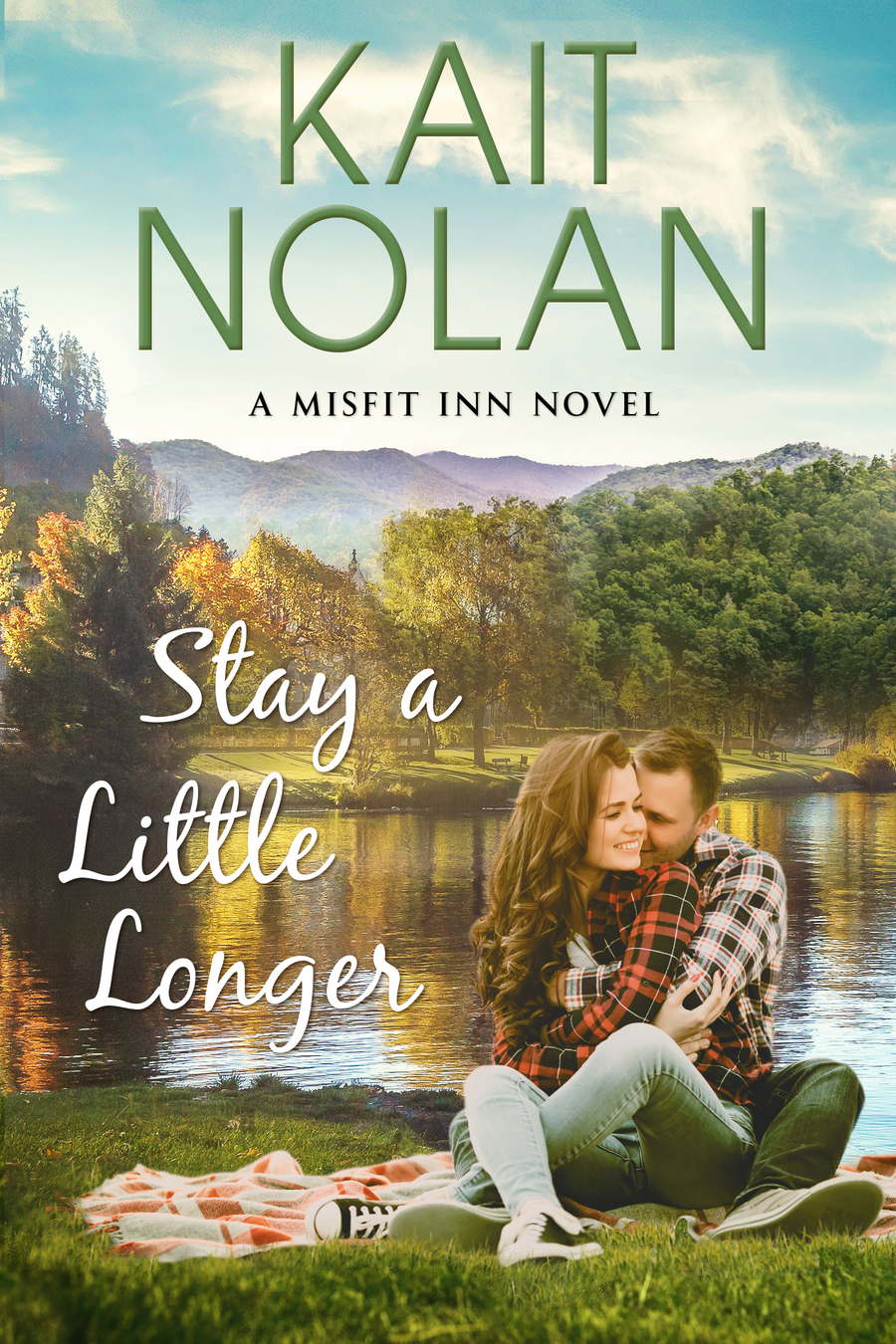 Book Cover: Stay A Little Longer