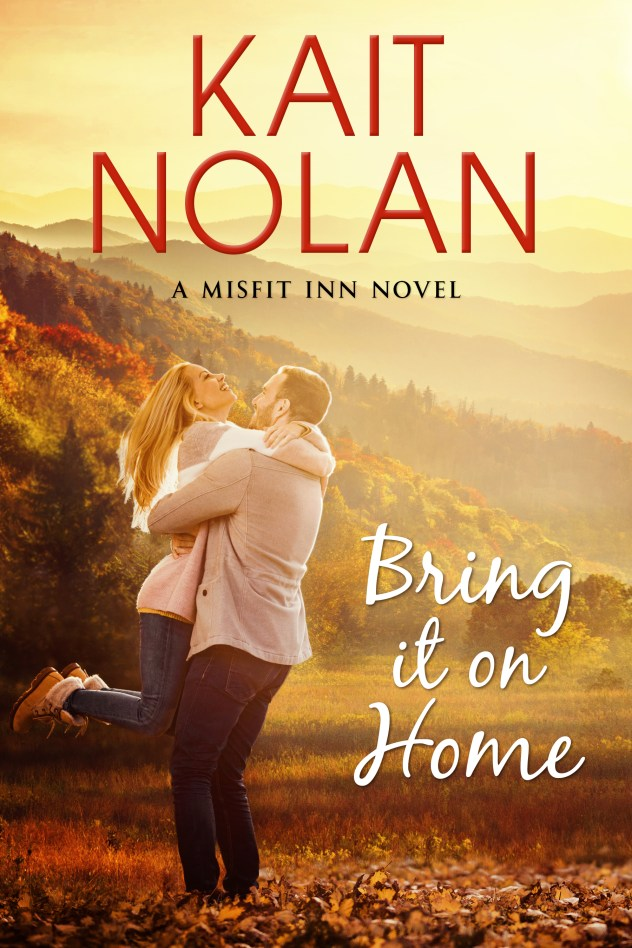 Book Cover: Bring It On Home