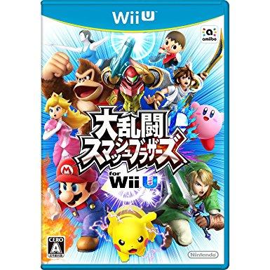 スマブラ画像 Wii U