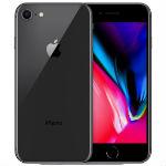 au iPhone8 64GB スペースグレイの画像