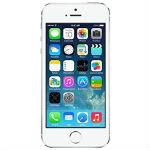 docomo iPhone5s 16GB シルバーの画像