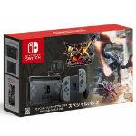 Nintendo Switch本体 モンスターハンターダブルクロス Nintendo Switch Ver.スペシャ…の画像