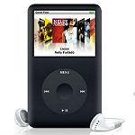 Apple iPod classic 160GB ブラック MB150J/Aの画像