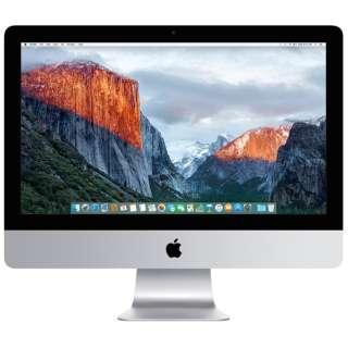 iMac 21.5インチ MK142J/A Late 2015