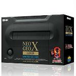 NEOGEO X GOLD Limited Editionの画像