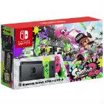Nintendo Switch本体 スプラトゥーン2セットの画像