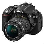 Nikon D5300 AF-P 18-55 VRキットの画像
