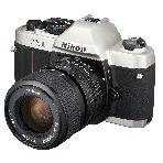 Nikon FM10 Aiズームニッコール35-70mmF3.5-4.8S付 標準セットの画像
