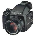 CONTAX(コンタックス) 645 ボディの画像