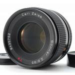 CONTAX ゾナー 85mm F2.8 MM Germanyの画像