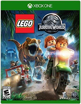 LEGO Jurassic World (輸入版:北米) – XboxOne