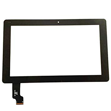 EUTOPING 黒色 新しい 10.1 インチ デジタル化タッチパネルはタブレットにも 交換修理用 Chuwi VI10 PRO (64GB)