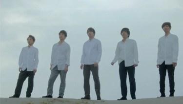 嵐「ARASHI's Diary -Voyage-」Netflix(ネットフリックス)で1年間独占配信