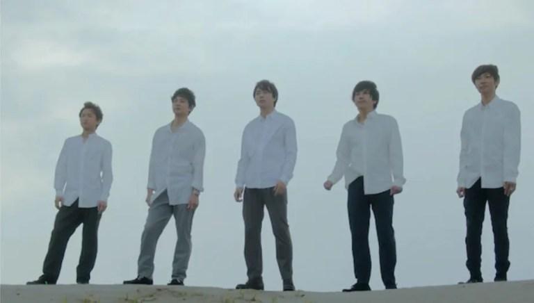 嵐「ARASHI's Diary -Voyage-」Netflixで1年間独占配信