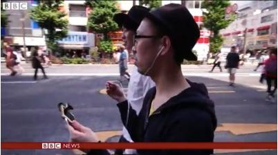BBCインタビュー