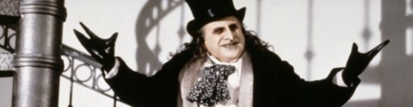 Batman returns: The Penguin