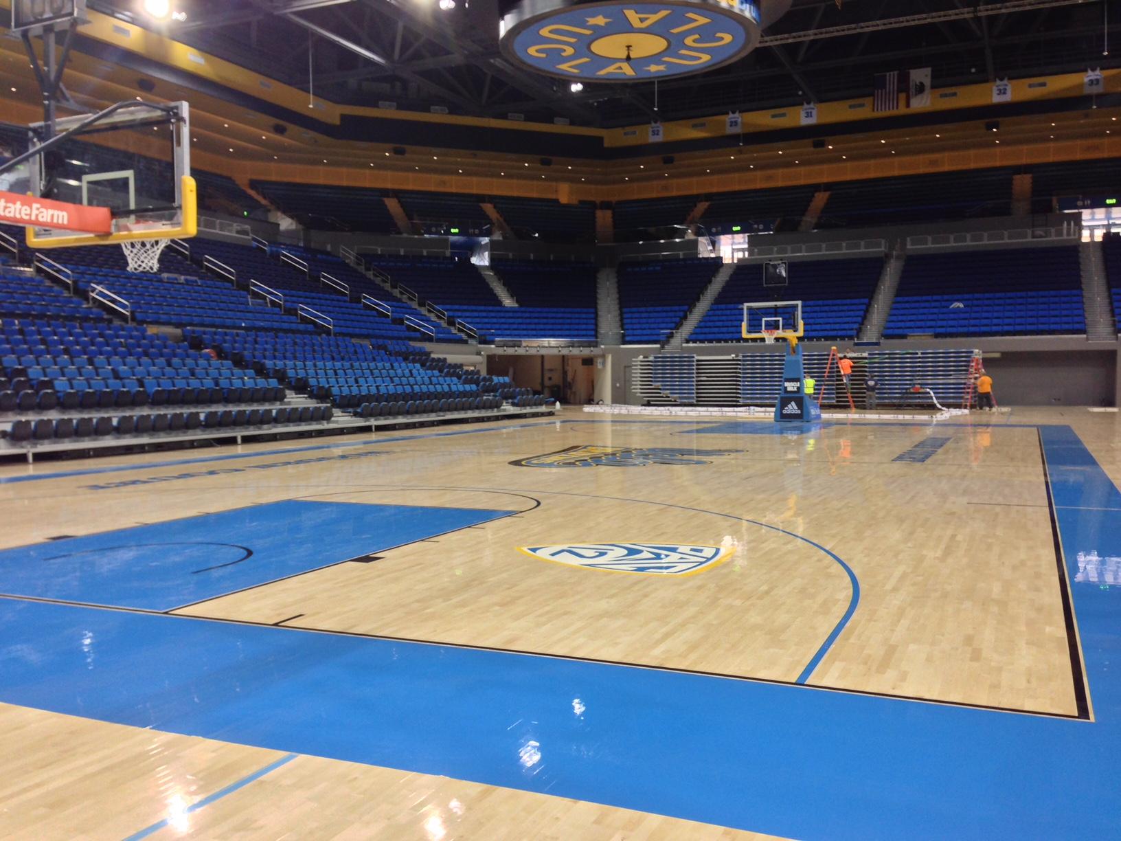 UCLA Basketball Stadium