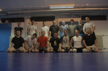 Kaizen MMA akademija - Posle treninga