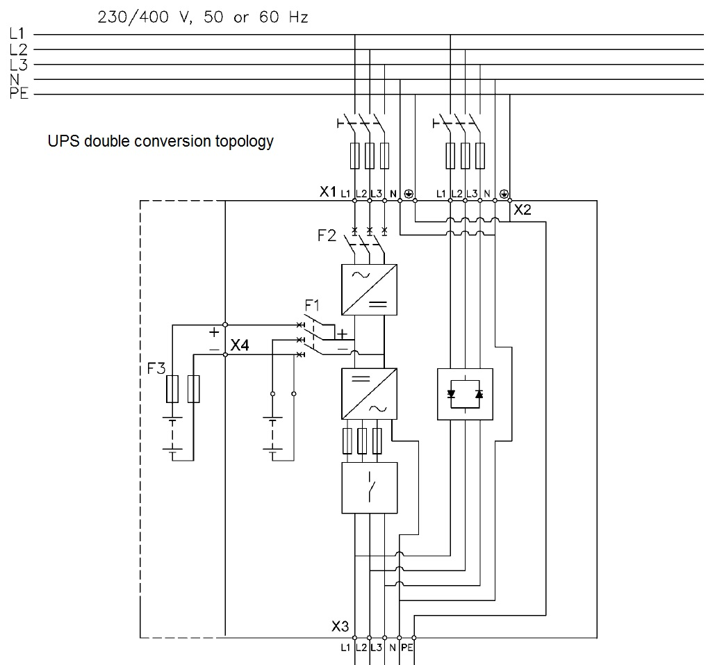 18 Best Ups Maintenance Bypass Switch Wiring Diagram