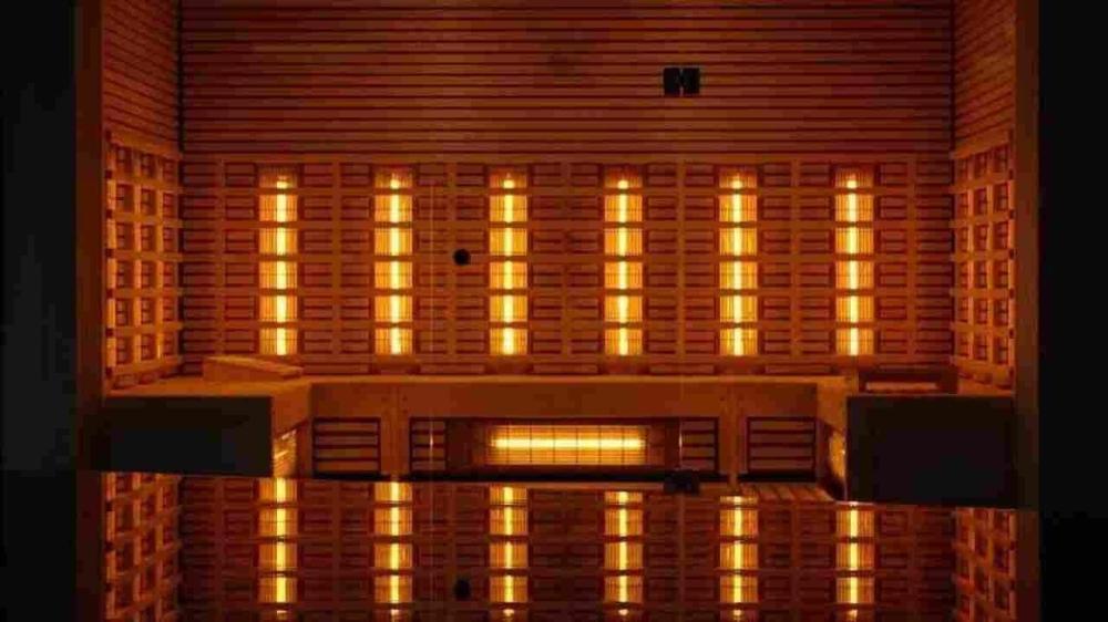 medium resolution of infrared sauna wiring diagram