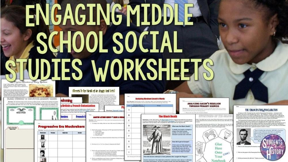 medium resolution of Students of History Teaching Resources for Social Studies