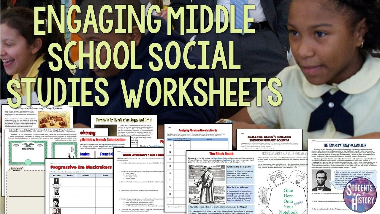 hight resolution of Students of History Teaching Resources for Social Studies