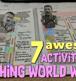 Seven Awesome Activities for Teaching World War 2 [ 720 x 1280 Pixel ]