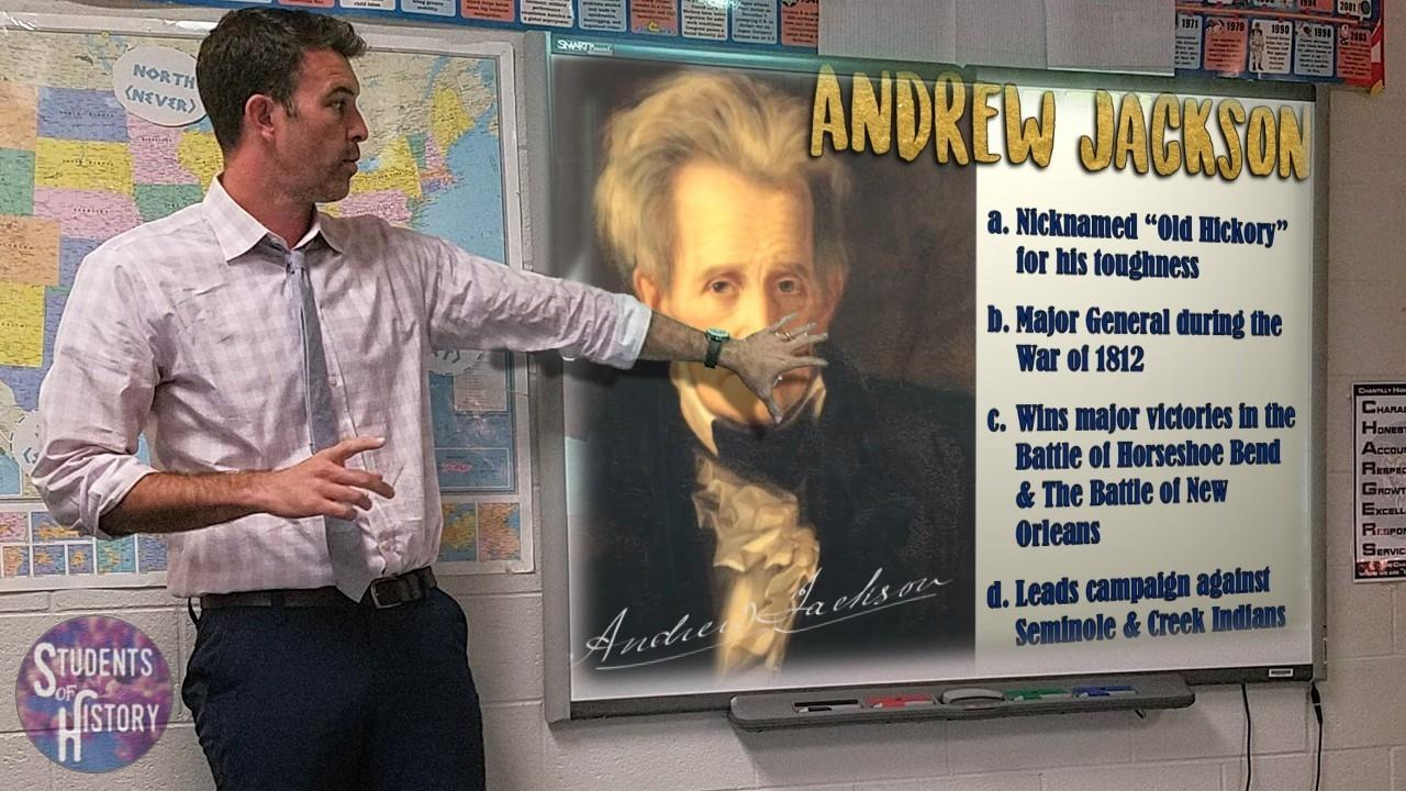 hight resolution of 5 Ways to Teach About the Andrew Jackson Presidency