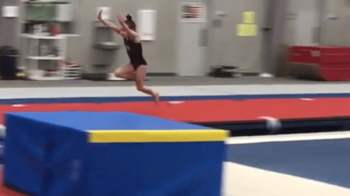 small resolution of back combination twisting little gymnasts sample