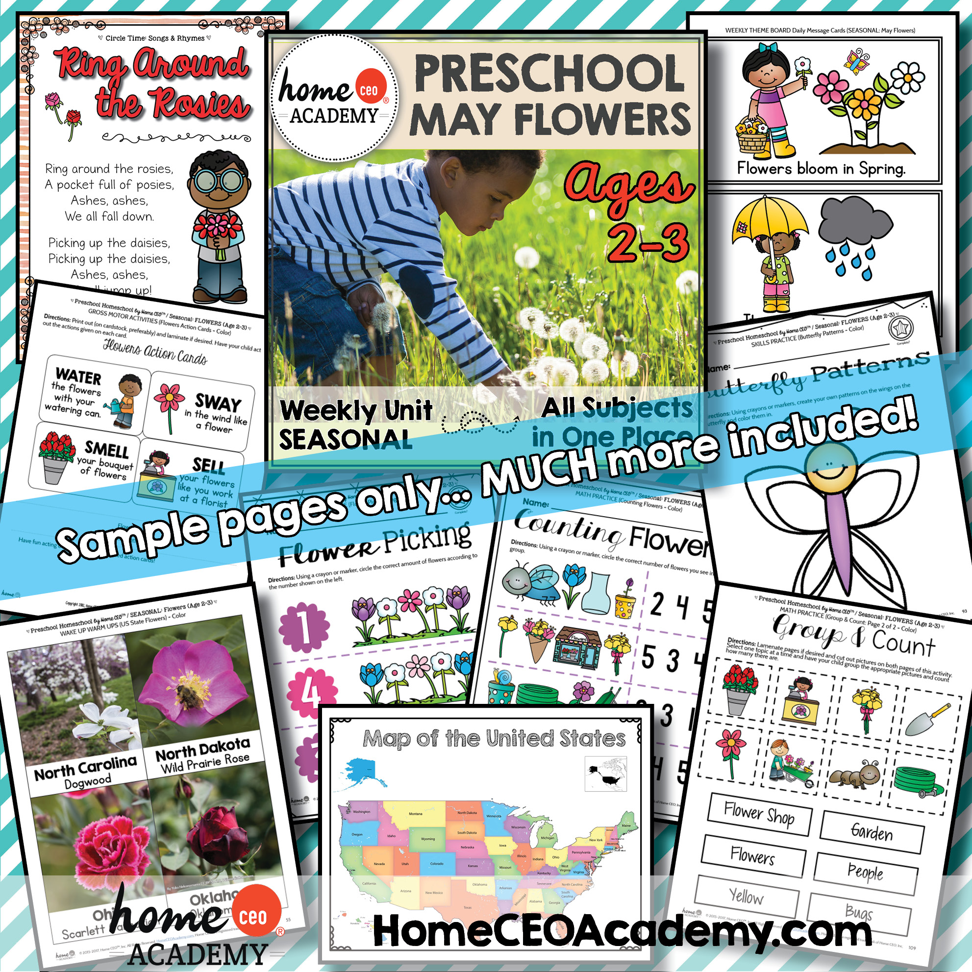 Totschool Seasonal Amp Holiday Printables