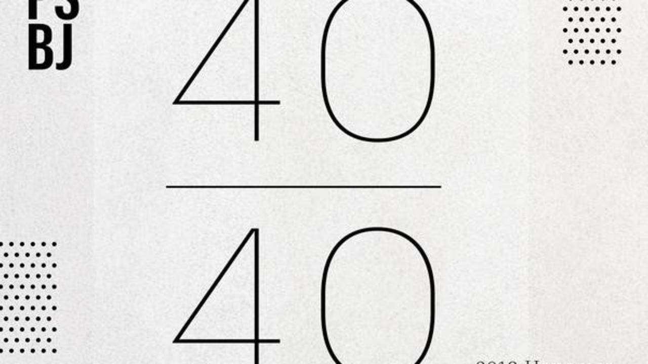 "Transcend CEO Neville Receives ""40 Under 40"" Business"