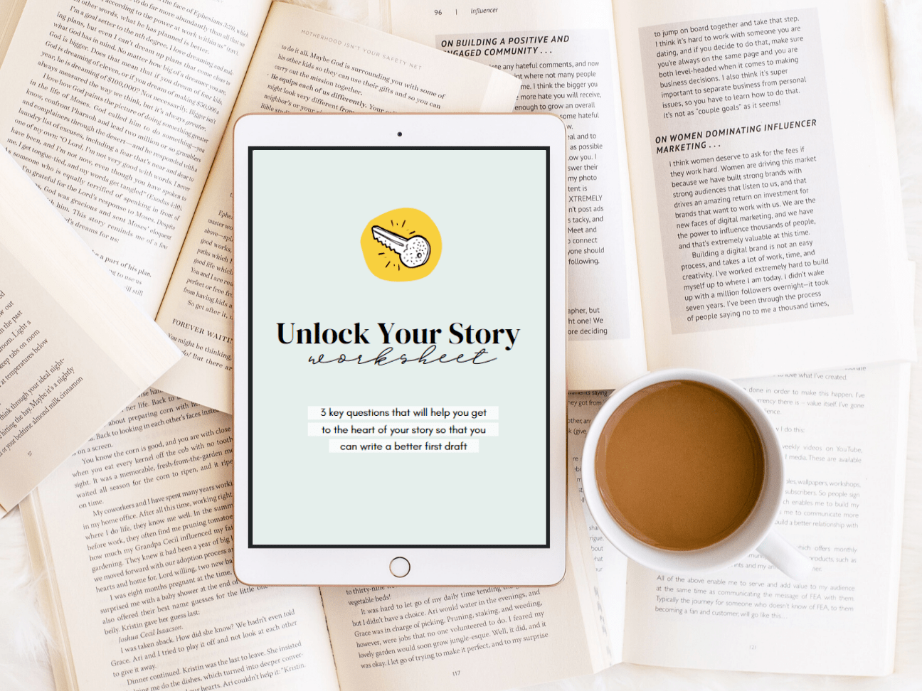 Workshop How To Hook Readers In Your First 5 Pages