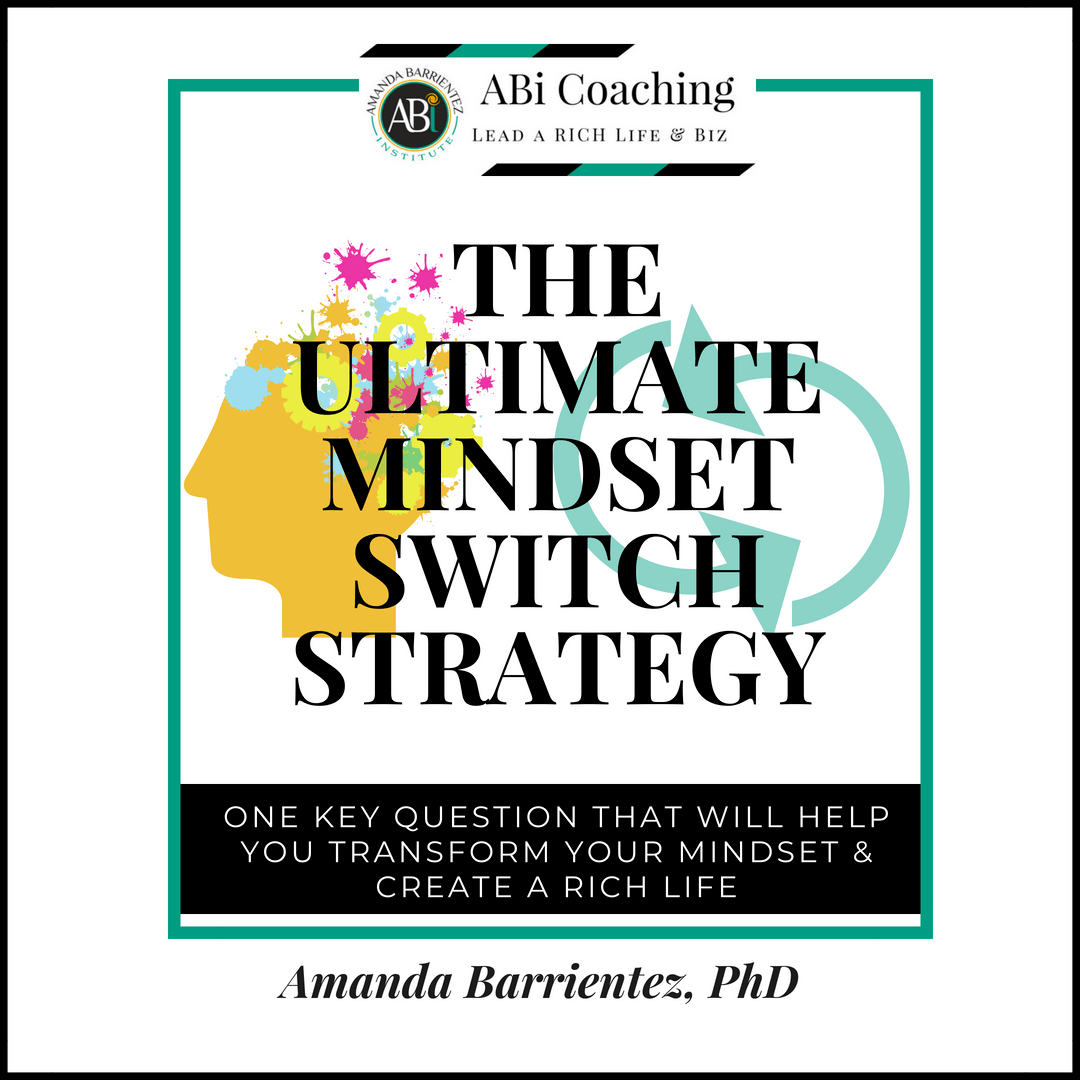 The Ultimate Mindset Switch Strategy Free Download