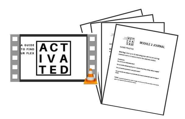 ACTIVATED. Info Page