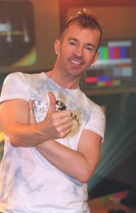 Limahl, photographed by Patrick Poch