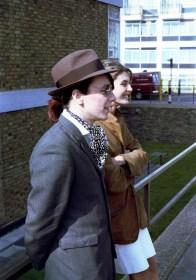 Steve Askew, Ooh to be Ah Video Shoot, 1983