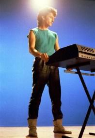 Stuart, Ooh to be Ah Video Shoot, 1983