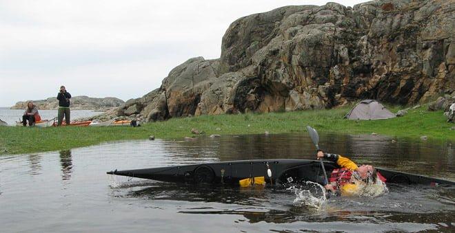 Sötvattensroll på Rävholmen