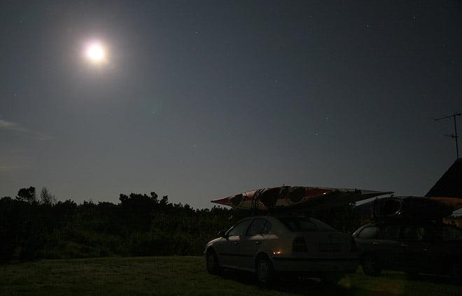 Fin fullmåne