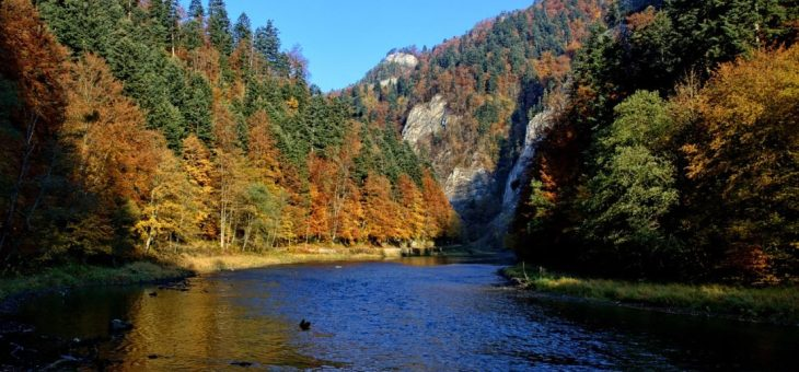 Pienińskie atrakcje spływ Dunajcem a nad morzem spływ rzeką Piaśnica