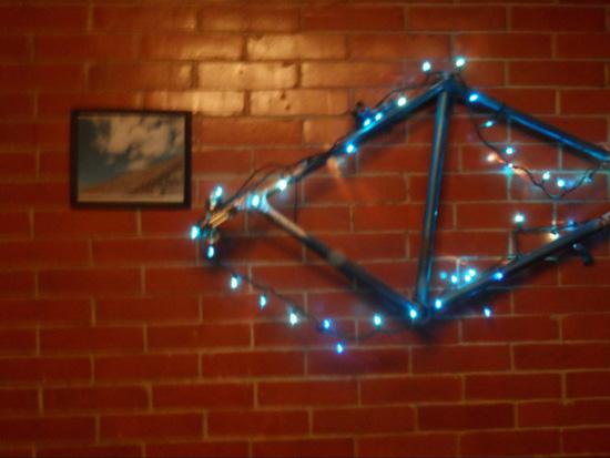 Bicicleta de Pepe Cleto