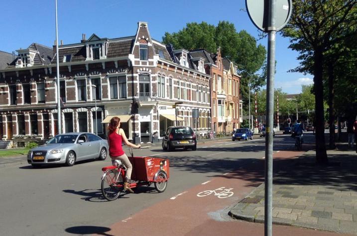 Vivir al alcance de la bici