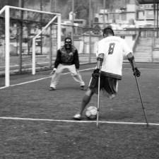 Un gol para ponerse en pie