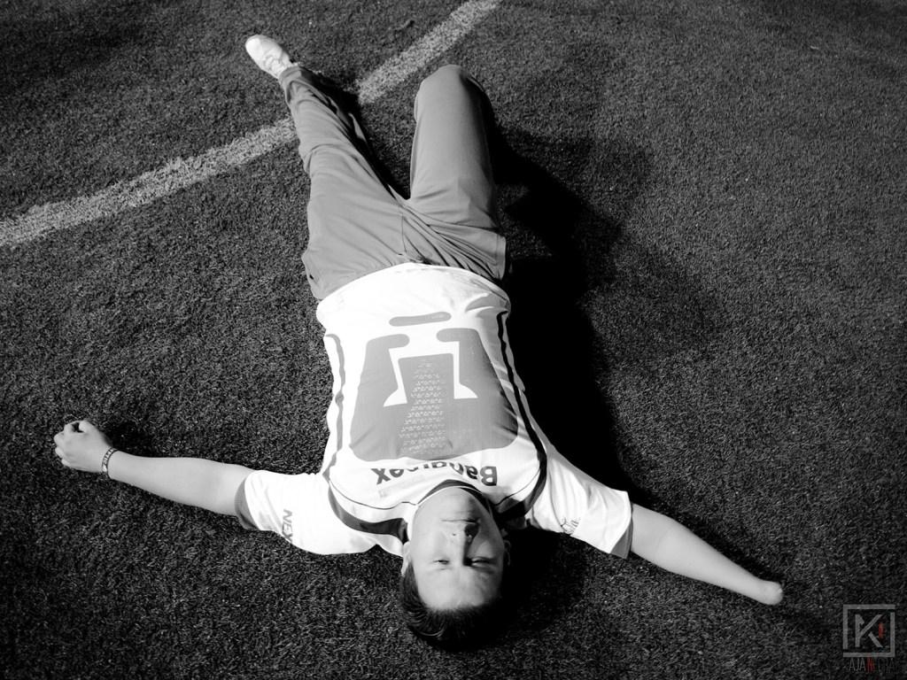 Futbol de amputados - César Palma y Samuel Segura (2)