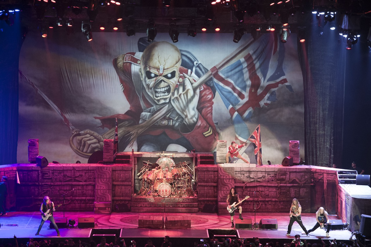 Iron Maiden Foto Fernando Aceves 17