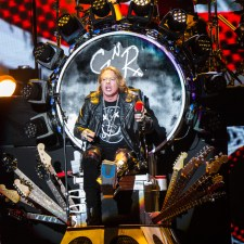 Guns and Roses: El apetito indestructible