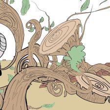 Más que un árbol, el vigoroso soplo de la vida