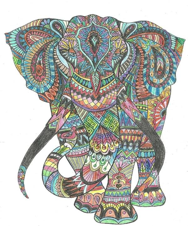 Elefante Yolanda